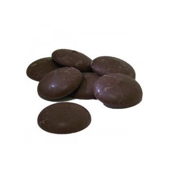 Belgická čokoláda arabesque hořká 72 %  1000 g