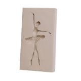 Silikonová formička baletka ii