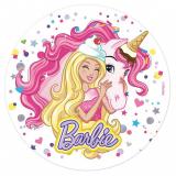 Jedlý papír barbie 3
