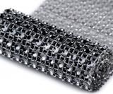Diamantový pás 58 mm x 1 m černý antracit