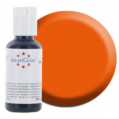 Americolor  barva  electric  orange  19 ml