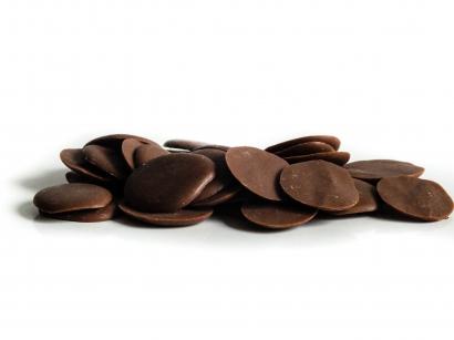 Belgická čokoláda arabesque hořká 58 %  1000 g