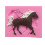 Silikonová forma kůň