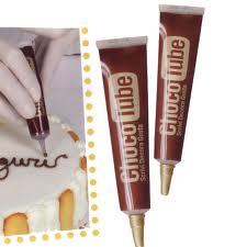 Čokoláda v tubě