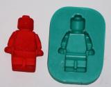 Silikonová forma lego panáček
