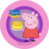 Jedlý  papír  peppa pig 2