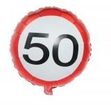 Fóliový balónek  50