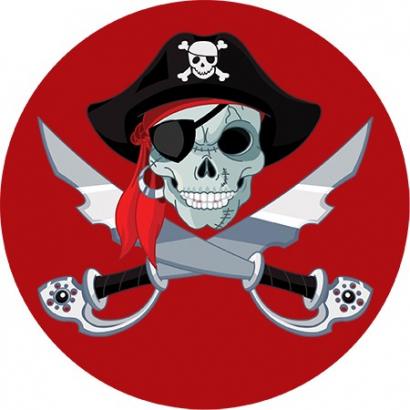 Jedlý papír pirát