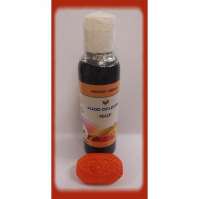 Airbrush barva peach broskvová 135 ml