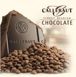 Čokoláda callebaut hořká 1 kg