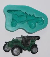 Silikonová forma auto veterán