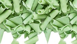Čokoládové hoblinky zelené