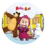Jedlý papír masha a medvěd  3
