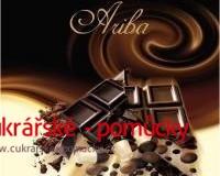 Ariba hořká čokoláda 72 %   1 kg