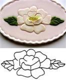Patchwork růže