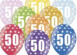 Balonek  33 cm číslo  50