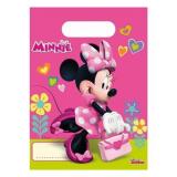 Minnie party taška  6 ks