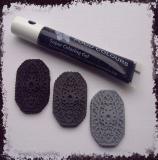 Černá gelová barva  20 g