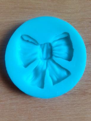 Silikonová formička  mašle - stuha