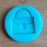 Silikonová formička  kabelka ii