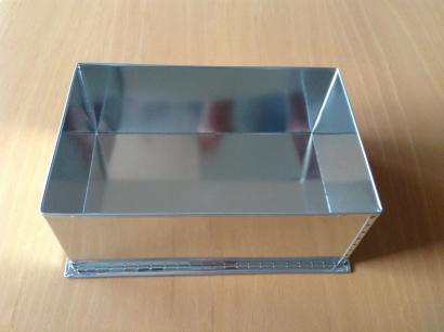 Dortová forma obdélník 24,5x19 cm