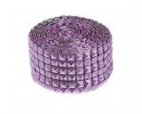 Dekorační pásek lila  5 cm