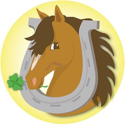 Jedlý papír kůň