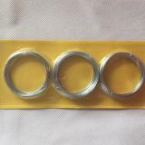 Aranžovací vázací  drátky stříbrné