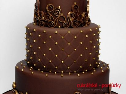 Pasta dama chocolate  1 kg