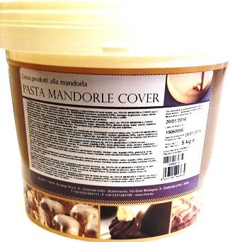 Marcipán - mandorle cover    5 kg