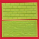 Otiskovací podložky 2 ks zeď/kůra