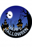 Jedlý papír halloween