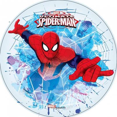 Jedlý papír spiderman 6