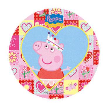 Jedlý papír peppa pig 11