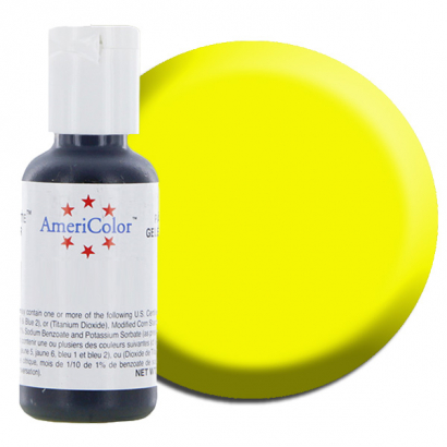 Americolor  barva  electric yellow  19 ml