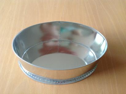 Dortová forma ovál 20 cm