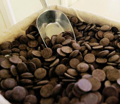 Čokoláda - poleva master martini tmavá 500 g