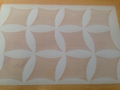 Silikonová forma na výrobu filigránek