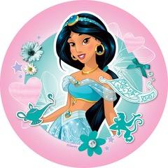 Jedlý papír princezna jasmina