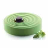 Sprej sametový vzhled  zelený  100 ml