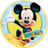 Jedlý papír mickey mouse