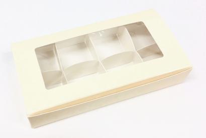 Krabička na pralinky  16 x 8 cm
