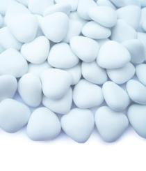 Srdíčka bílá