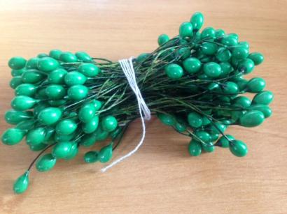 Pestíky velké zelené