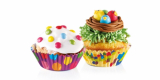 Cukrářské košíčky  60 ks  dětské