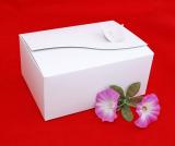 Krabička  bílá