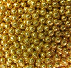 Zlaté kuličky i