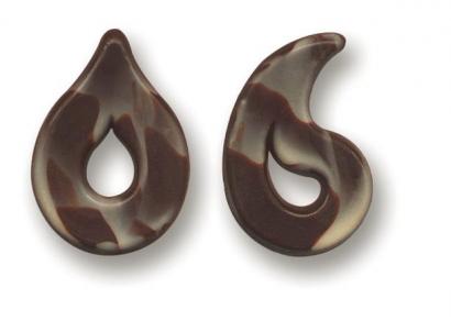 Čokoládová dekorace  kapky 50 g