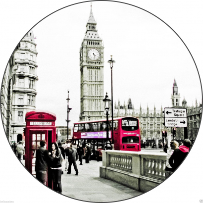Jedlý papír londýn