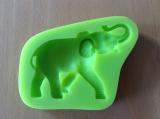 Silikonová formička slon